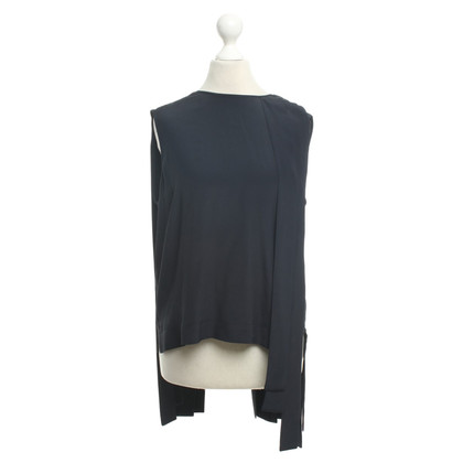 Marni Blouse in donkerblauw