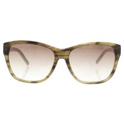 Lacoste Sonnenbrille in Grün