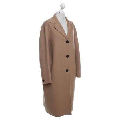 Max Mara cappotto color cammello