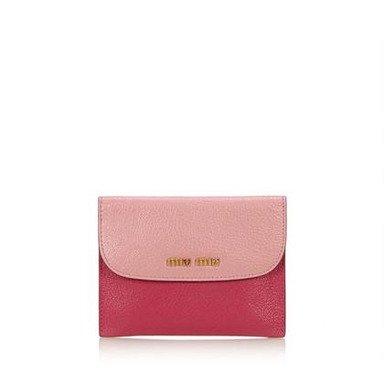 Miu Miu coin purse