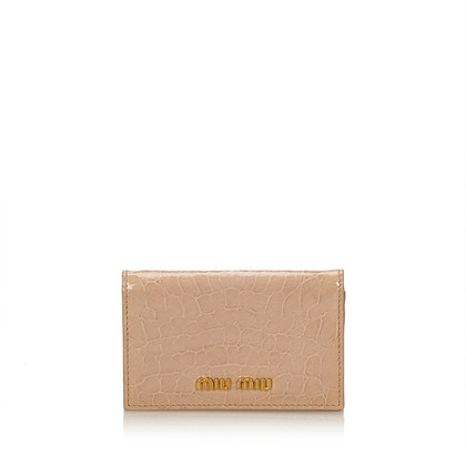 Miu Miu card Case