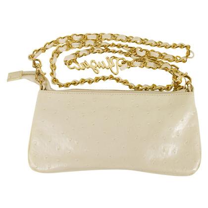 Blumarine Shoulder bag in white