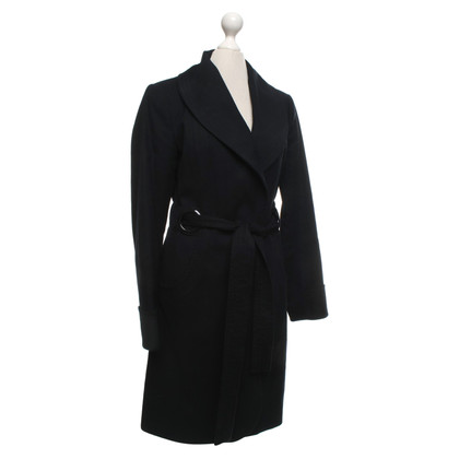 Reiss Coat in dark blue