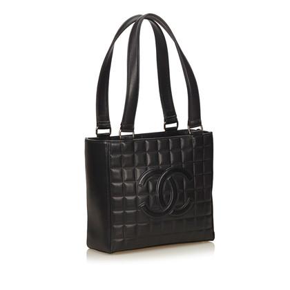 """Chanel """"Choco Bar Shoulder Bag"""""""