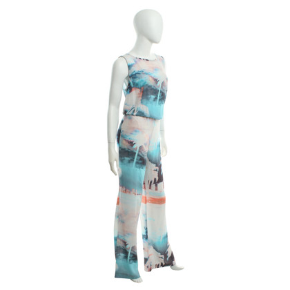 Marc Cain Jumpsuit made of silk