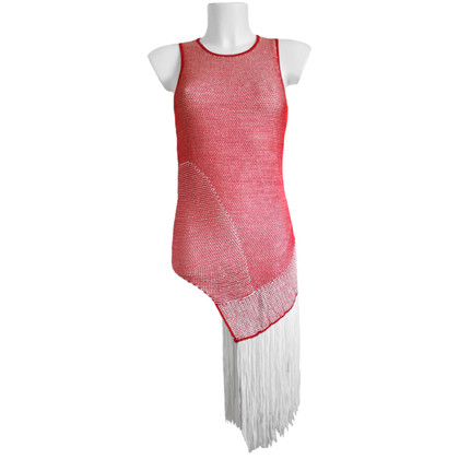 Stella McCartney Minidress with fringes