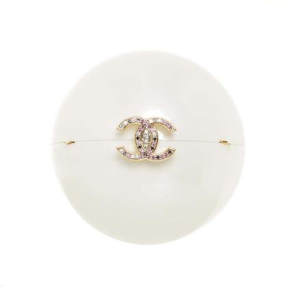 Chanel tracolla a forma di perle