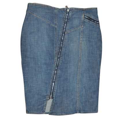 Armani Jeans denim skirt