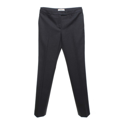 Prada trousers in anthracite