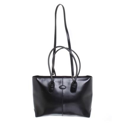 Tod's Handtas in zwart