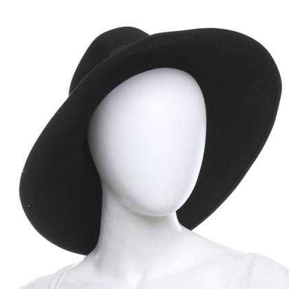 Borsalino Felted fur hat