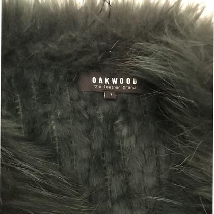 Oakwood fur vest