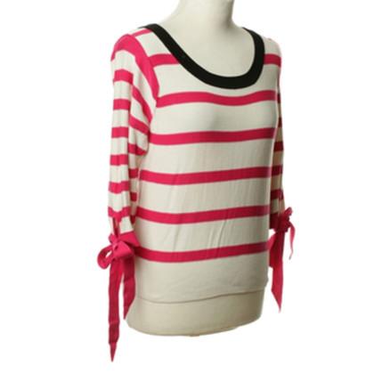 Sonia Rykiel for H&M gestreepte truien