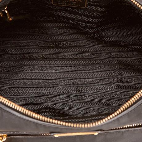 Freies Verschiffen Erstaunlicher Preis Preise Günstiger Preis Prada Schultertasche Schwarz Spielraum Mit Paypal dGxvBBbc