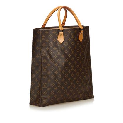 "Louis Vuitton ""Sac Plat Monogram Canvas"""