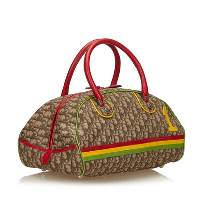 "Christian Dior ""Oblique Rasta Bag"""
