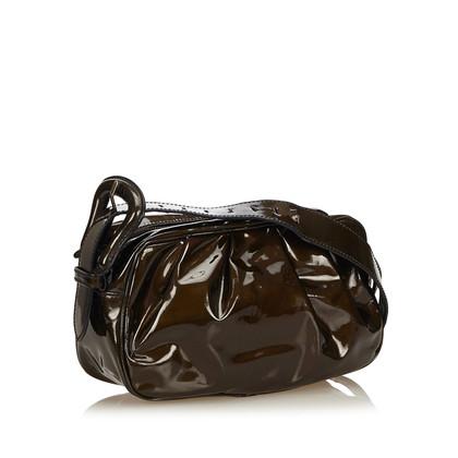 Fendi Patent leather shoulder bag