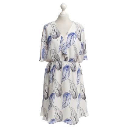 Reiss Kleid in Weiß