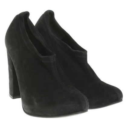 Pedro Garcia Ankle boots in black