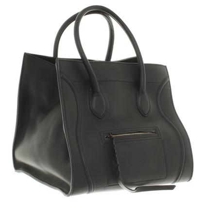 "Céline ""Phantom Luggage Bag"" in black"
