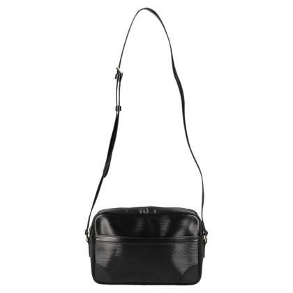 Louis Vuitton Trocadero Epi Leather Black