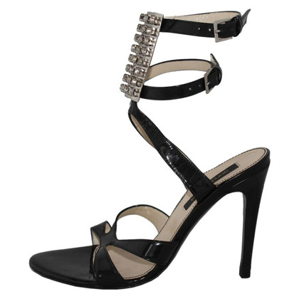 Sergio Rossi Sandalen Patent Leather