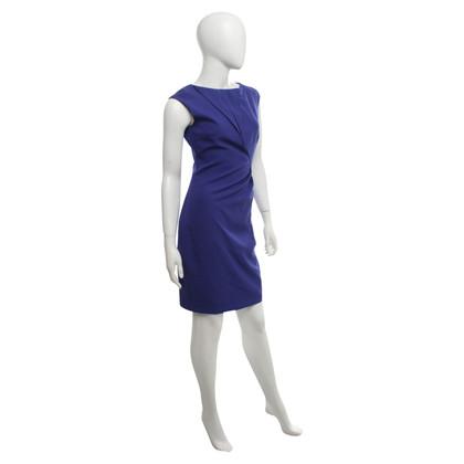 Reiss Kleid in Blau/Lila