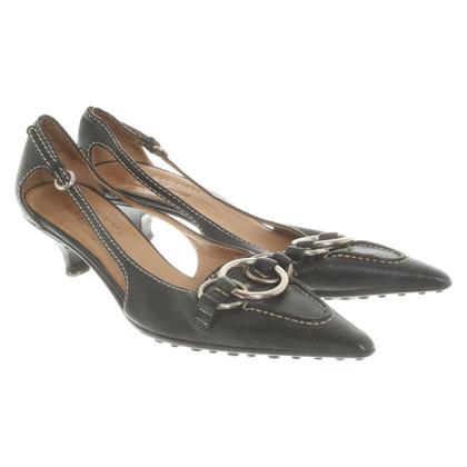 Car Shoe pumps in black