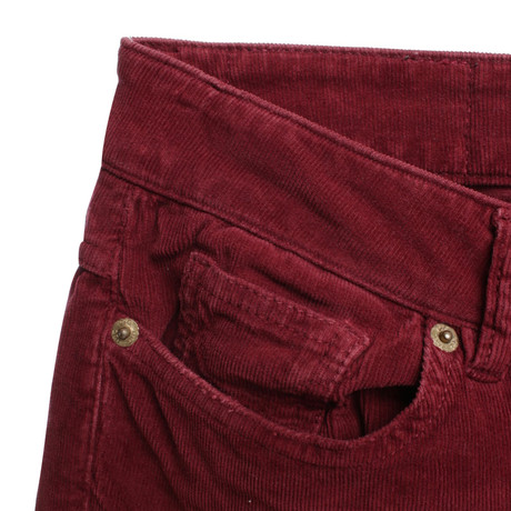 Dolce Dolce Rot Rot amp; in Gabbana amp; Cord Hose 15Uq5
