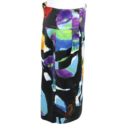Ted Baker skirt with pattern