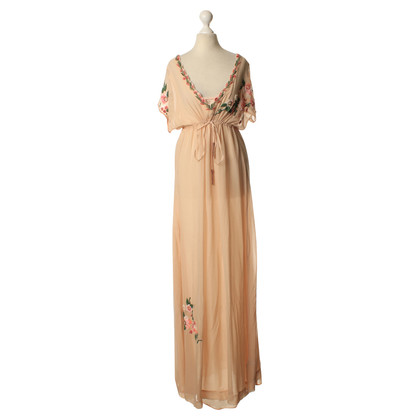Hoss Intropia Maxi dress made of silk