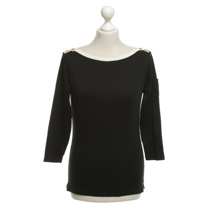 Ralph Lauren top in black