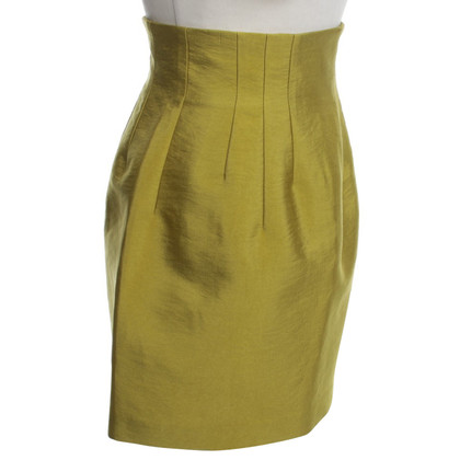 Valentino skirt in green