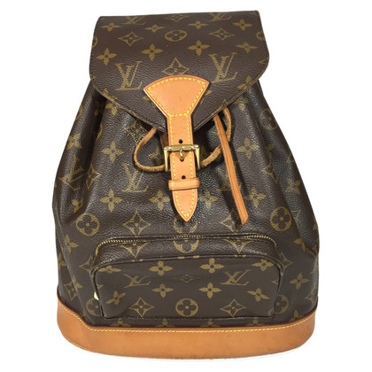 "Louis Vuitton ""Montsouris MM Monogram Canvas"""