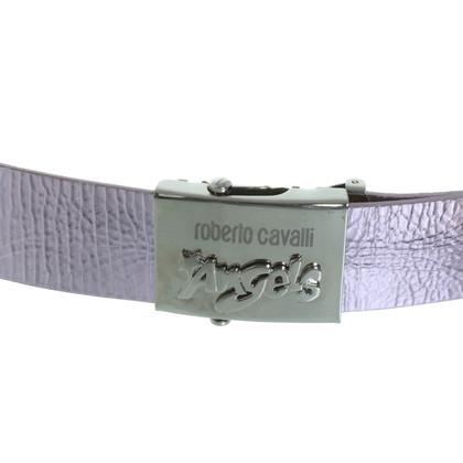 "Roberto Cavalli Metallic belt ""Angel"""