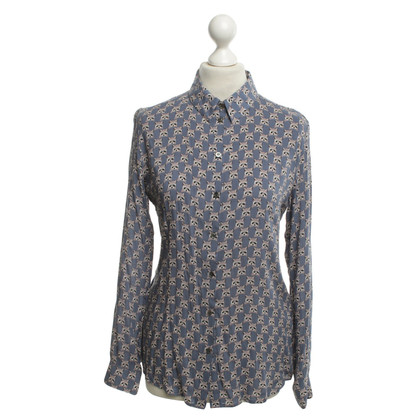 Paul & Joe Blouse with print
