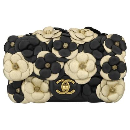 "Chanel ""Camellia Flap Bag Mini"""