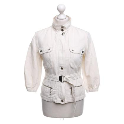 Sport Max Jacket in cream