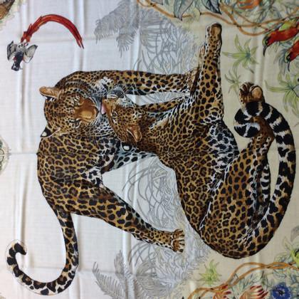 Hermès Panno di cashmere/seta