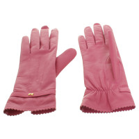 Rena Lange Gloves in pink