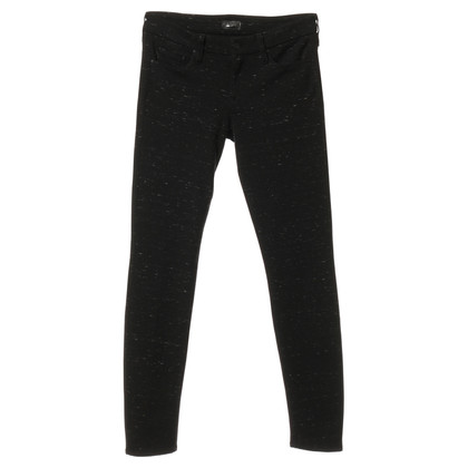 Mother Mix pants black