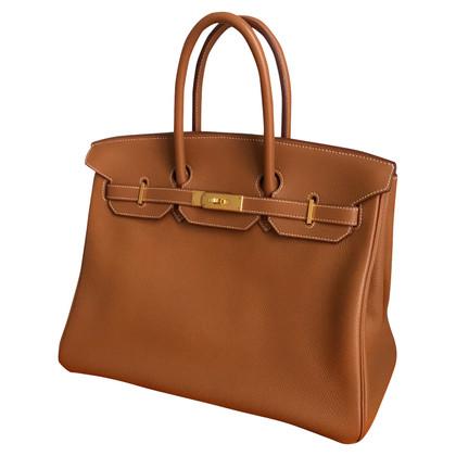 Hermès Epsom leather Birkin handbag