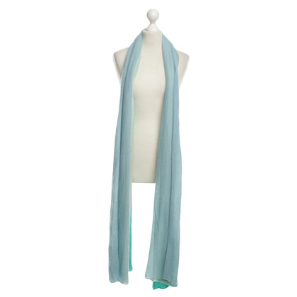 Dear Cashmere Cashmere scarf with gradient