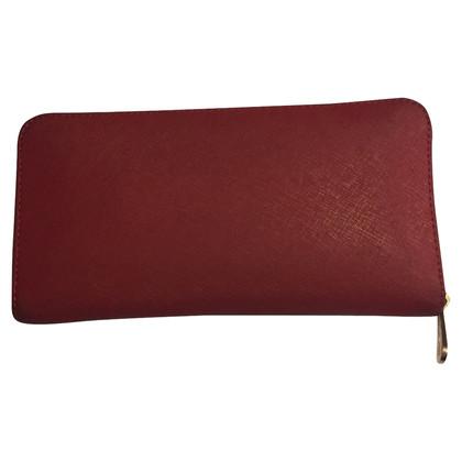 Michael Kors Portemonnaie in Rot