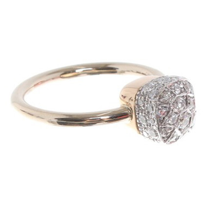 "Pomellato Ring ""Nudo"" met diamanten"