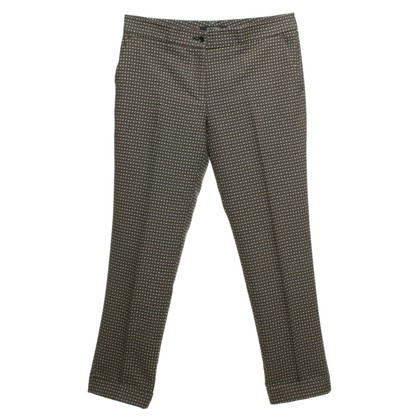 Etro trousers with cropped cut