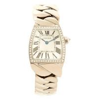 Cartier Montre en or blanc 18 carats