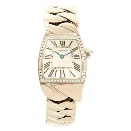 Cartier Watch in 18K white gold