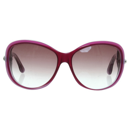Gucci Sunglasses purple