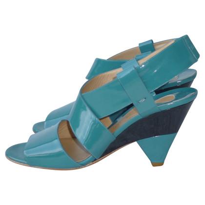 Chloé Laksleren sandalen